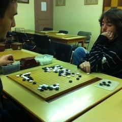 Photo taken at Club de Go La Pedra by Ricard C. on 1/14/2011