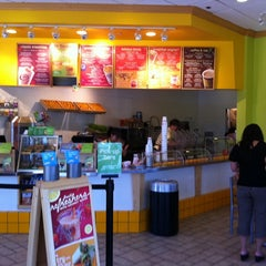 Photo taken at Jamba Juice by James H. on 7/17/2011