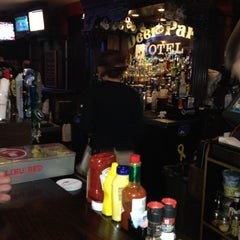 Photo taken at Deer Park Tavern by Bella S. on 3/29/2012