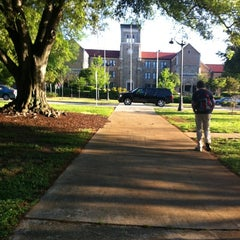 Photo taken at Broughton High School by Belle K. on 4/23/2012