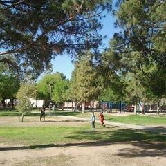 Photo taken at Morris K. Udall Park by Marcus J. on 4/29/2012