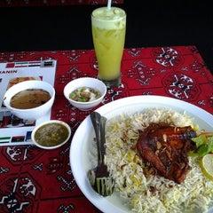 Photo taken at Nasi Arab,Al-Hanin  Larkin Idaman by Danel T. on 2/13/2012