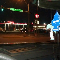 Photo taken at Texaco Station Fort Worth by Guillermo G. on 1/17/2012