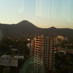 Photo taken at Santiago Marriott Hotel by Pamela T. on 3/16/2011