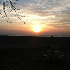 Photo taken at Headlands Beach State Park by Jody N. on 4/16/2012