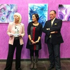 Photo taken at Office de Tourisme by Emmanuelle R. on 3/1/2012