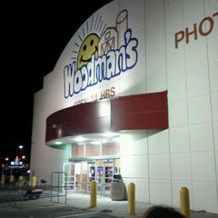 Photo taken at Woodman's Food Market by Caleb S. on 11/19/2011