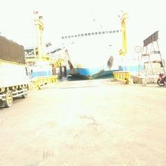 Photo taken at Dermaga 1 by Zulius Kausar P. on 4/24/2012