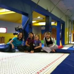 Photo taken at Gymnastics Academy of Boston by kristen on 4/6/2012
