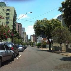 Photo taken at Rua Espírito Santo by Caco P. on 12/29/2011
