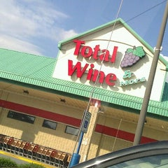 Photo taken at Total Wine & More by Joie M. on 8/20/2012