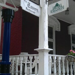 Photo taken at Tavern Restaurant by Jennifer R. on 6/20/2012