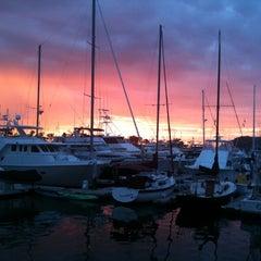 Photo taken at Dana Point Harbor by lekili d. on 7/22/2011