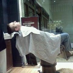 Photo taken at The Art of Shaving by Jennifer Z. on 1/8/2012