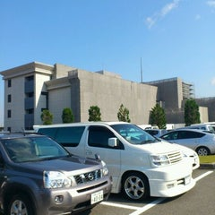 Photo taken at 岡山県運転免許センター by Masaru O. on 10/7/2011