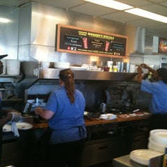 Photo taken at Waffle House by Jacqueline F. on 7/30/2011