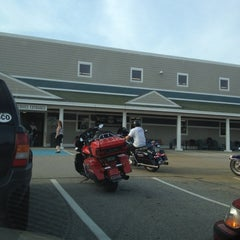 Photo taken at Seacoast Harley-Davidson by Joanne S. on 8/24/2012