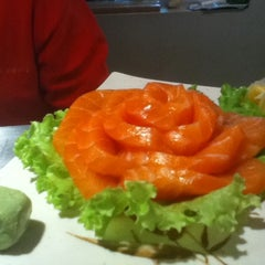Photo taken at GRAB Sushi Spot by Juninho L. on 7/11/2012