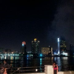 Photo taken at Dubai Creek by Foodman F. on 1/5/2012