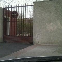 Photo taken at Polideportivo Javier Castillejo by Windu E. on 3/20/2012