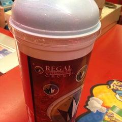 Photo taken at Regal Cinemas Eastview Mall 13 by Skeeter H. on 10/31/2011