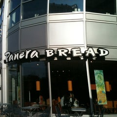 Photo taken at Panera Bread by MYKAL™ on 2/28/2011