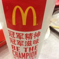 Photo taken at McDonald's 麦当劳 by Jack C. on 5/17/2012