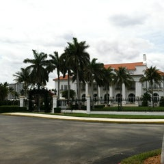 Photo taken at Flagler Museum by Mary Elizabeth H. on 4/5/2012