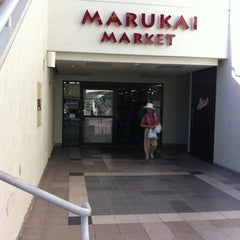 Photo taken at Marukai Market by Won Sun P. on 8/26/2012