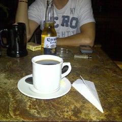 Photo taken at Cafe La Casa by Yazmin A. on 4/3/2012