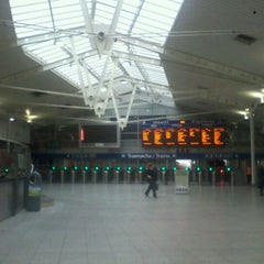 Photo taken at Dublin Connolly Railway Station by Maitê L. on 7/24/2012