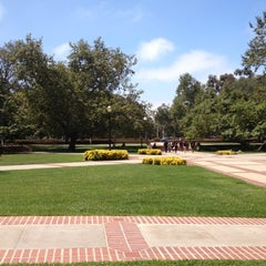 Photo taken at UCLA Perloff Hall by Alex R. on 6/12/2012