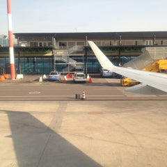 "Photo taken at Aeroporto di Verona ""Valerio Catullo"" (VRN) by Daniele D. on 3/27/2012"