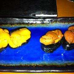 Photo taken at Okoze Sushi by Happy H. on 9/28/2011