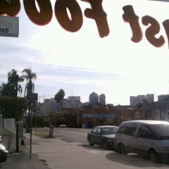 Photo taken at Papas and Tacos by Taylor S. on 12/4/2011
