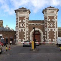 Photo taken at HMP Wormwood Scrubs by firestartr on 4/11/2012