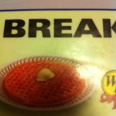 Photo taken at Waffle House by Ashley W. on 3/24/2012