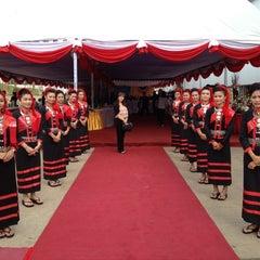 Photo taken at Panasonic Manufacturing (Thailand) Co.,Ltd. by Paew P. on 5/18/2012