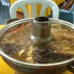 Photo taken at Restoran Yuen Buffet Steamboat by Venice A. on 7/20/2012
