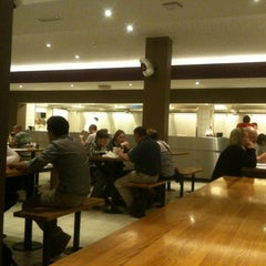 Photo taken at Wagamama by João S. on 8/29/2012