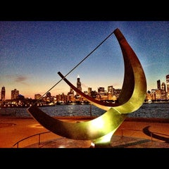 Photo taken at Adler Planetarium by Wesley F. on 7/21/2012