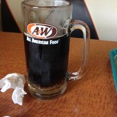 Photo taken at A&W / Long John Silver's by Deane on 8/28/2012