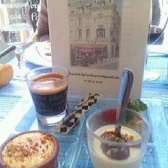 Photo taken at Café du Martroi by Isabelle M. on 7/1/2012