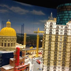 Photo taken at LEGOLAND Discovery Center Atlanta by Aletta B. on 3/22/2012