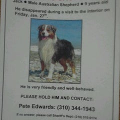 Photo taken at Catalina Island Humane Society Inc. by Airalin B. on 2/3/2012
