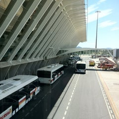 Photo taken at Aeropuerto de Bilbao (BIO) by Rld_ G. on 7/13/2012