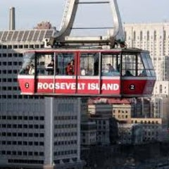 Photo taken at Roosevelt Island Tram by Tim S. on 9/3/2012