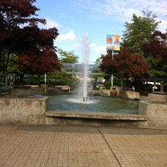 Photo taken at Richmond Public Library - Brighouse by Edwin P. on 7/28/2012