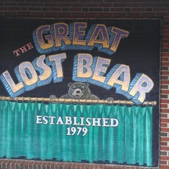 Photo taken at The Great Lost Bear by Mark G. on 6/25/2012