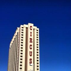 Photo taken at Circus Circus Reno Hotel & Casino by Zac R. on 9/11/2012
